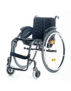 Silla de ruedas aluminio...